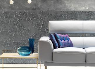Dekoracyjne efekty na ścianie
