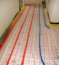 Jak zrobić ogrzewanie podłogowe