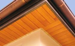 Podbitka dachowa - 5 pytań o możliwości wykończenia okapu dachowego