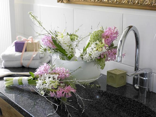 Wiosenne kwiaty w Twoim domu: hiacynt