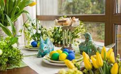 Wielkanocne inspiracje. Najpiękniejsza dekoracja stołu na Wielkanoc