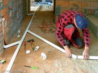 Instalacja centralnego odkurzania - budowa domu