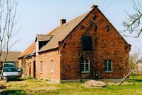 Budynek przed rozpoczęciem remontu