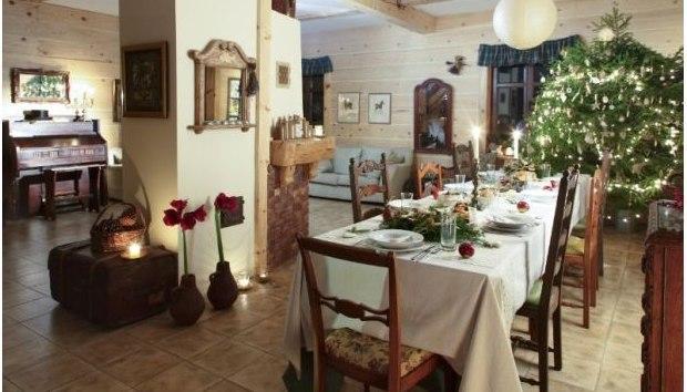 Stół modny od święta