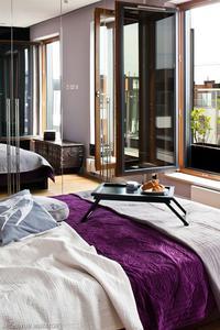 Master bedroom, czyli główna sypialnia