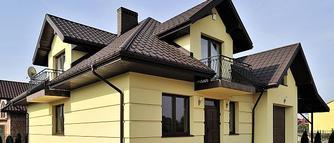 Wykończenie okapu dachu: z jakiego materiału wykonać podbitkę dachową?