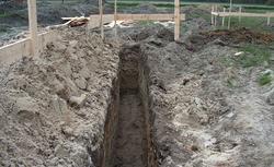 Wykopy pod fundamenty. Jak prowadzić prace ziemne?