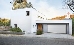 Nowoczesne bramy segmentowe: wygodne i energooszczędne drzwi garażowe