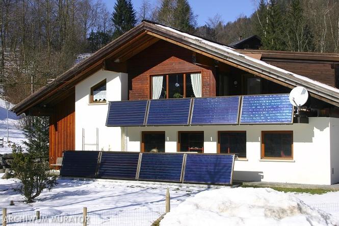 Kolektory słoneczne