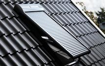 3x Solarna roleta zewnętrzna VELUX® - wartość zależna od wielkości okna od 2230 do 3292 złotych