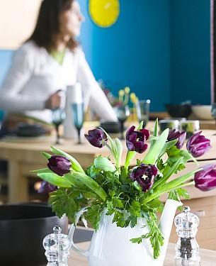 Tulipany i pietruszka