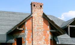 Kontrola komina na etapie stanu surowego budynku