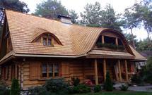 Ponadczasowe gonty drewniane