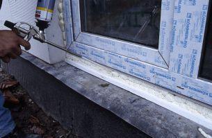 Zasady montażu okien
