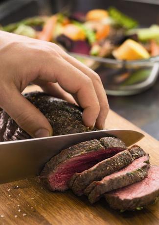 Para czyni cuda - pieczenie mięsa
