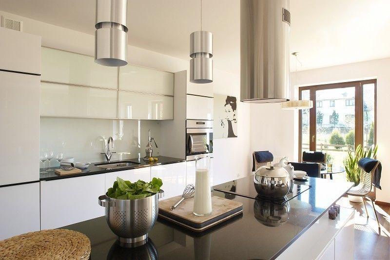 Galeria zdjęć  Radzimy, jak urządzić kuchnię połączoną z   -> Inspiracje Kuchnia Z Salonem