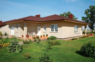 Jak zbudowali dom według projektu gotowego Muratora M42 Przemyślany