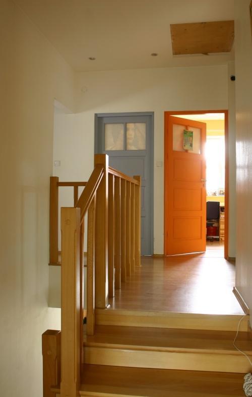 Drzwi dopasowane do wnętrza