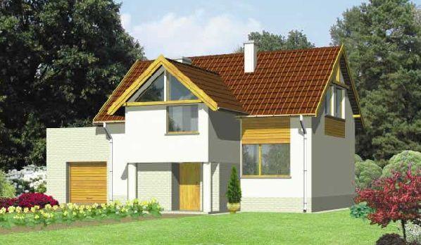 Projekt domu D03 Doskonały